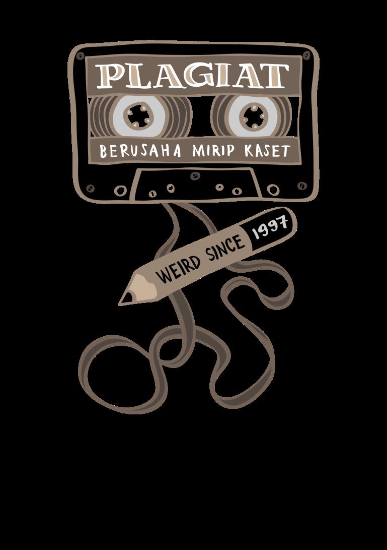 plagiat-berusaha-kaset-color
